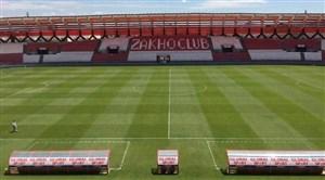 رفع محرومیت میزبانی از فوتبال عراق