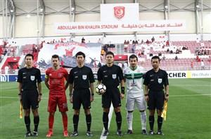 خلاصه بازی الدحیل قطر 3 - ذوب آهن اصفهان 1