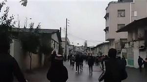 درگیری های ترسناک و ناراحت کننده داربی مازندران