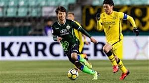 یک کره ای از حالا در نیمه نهایی آسیا