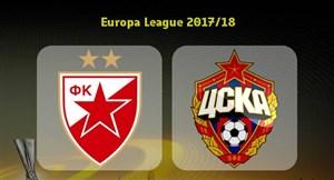 خلاصه بازی ستاره سرخ بلگراد 0 - زسکامسکو 0 (لیگ اروپا)