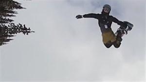 5 حرکت برتر اسنو برد در المپیک های زمستانی