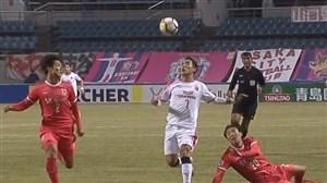 خلاصه بازی ججو تایلند 0 - سرزو اوزاکا 1