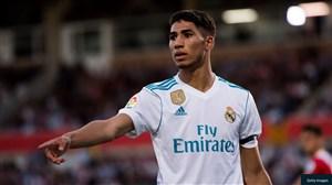 بررسی عملکرد اشرف حکیمی ستارهی مراکشی رئال مادرید