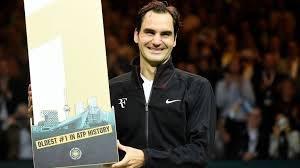 راجر فدرر مرد شماره یک تنیس جهان