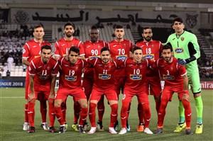 ترکیب احتمالی پرسپولیس مقابل اس. خوزستان