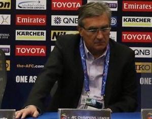 برانکو: هرگز از بازیکنانم گلایه نمی کنم
