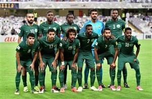 آشنایی با تیمهای حاضر در جام جهانی؛ عربستان سعودی