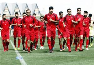 پرسپولیس بدون مدافع برابر استقلال خوزستان
