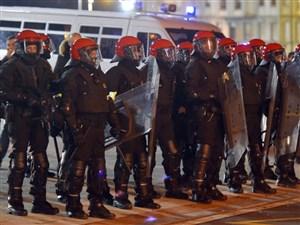 مرگ یک پلیس در درگیری هواداران بیلبائو - اسپارتاک
