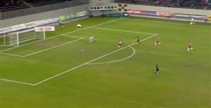 گل زیبای مسعود شجاعی برابر لاریسا ( لیگ یونان )