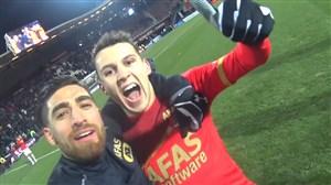 خوشحالی جهانبخش و یارانش برای صعود به فینال جام حذفی