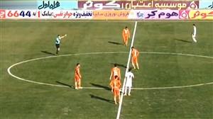 خلاصه بازی سایپا 2 - فولاد خوزستان 0