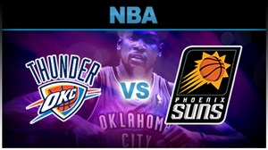 خلاصه بسکتبال اوکلاهوما سیتی 124 - فونیکس سانز 116