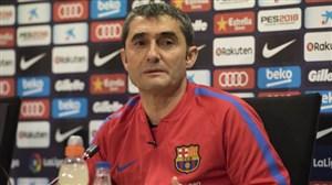 پیروزی بزرگ برای حفظ سرمربی بارسلونا
