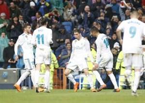رئال مادرید 3-1 ختافه: بازگشت بی بی سی