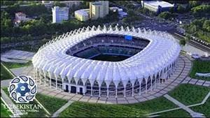 برترین استادیوم های ازبکستان