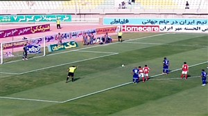 گل اول استقلال خوزستان به خونهبهخونه