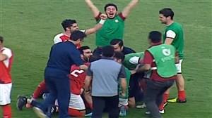 گل دوم خونهبهخونه به استقلال خوزستان
