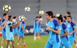 تعداد ملی پوشان اصفهان به 3 کاهش یافت