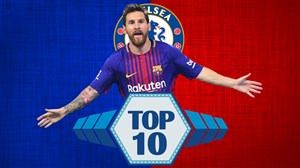 تاپ ۱۰ | به بهانه تقابل مسی و چلسی؛ ۱۰ طلسم گلزنی بازیکنان بزرگ