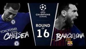 خلاصه بازی بارسلونا 3 - چلسی 0 (دبل مسی)