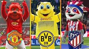 معروفترین نماد عروسکی باشگاه های فوتبال