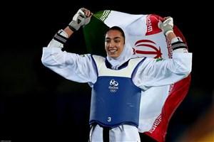 کیمیا علیزاده پرچمدار ایران در بازیهای آسیایی