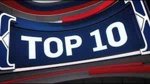 10 حرکت برتر شب گذشته ان بی ای (16-01-97)