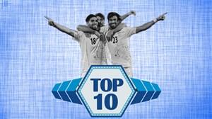 تاپ ۱۰ | به بهانه دیدارهای دوستانه تیم ملی؛ 10 حریف ناشناخته تیم ملی در بازی های دوستانه