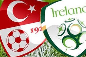 خلاصه بازی ترکیه 1 - 0 جمهوری ایرلند
