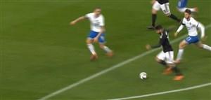 گل اول آرژانتین به ایتالیا (بانگا)
