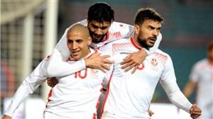 تساوی ترکیه و تونس در بازی دوستانه