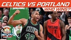 خلاصه بسکتبال بوستون سلتیکس 105 - پورتلند بلیزرز 100