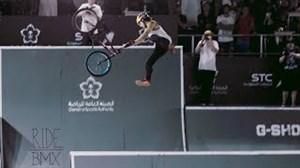 کلیپ تماشایی برای علاقه مندان به دوچرخه سواری