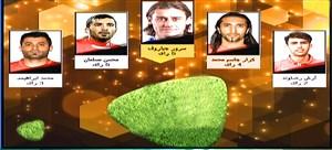کاندیداهای برترین هافبک نفوذی لیگ برتر در سال 96