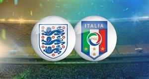 خلاصه بازی انگلیس 1 - ایتالیا 1