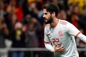 ایسکو: باید همان دقیقه اول به ایران گل بزنیم