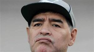 انتقاد تند فیفا از صحبت های اخیر مارادونا