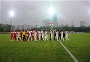 باخت سنگین تیم فوتبال دختران نوجوان ایران