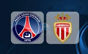 خلاصه بازی پاریسنژرمن 3 - موناکو 0