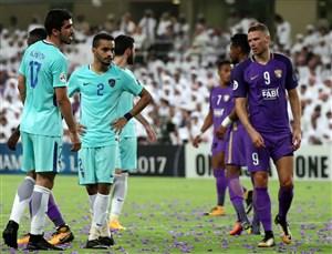 العین 2 - الهلال 1؛ قهرمان عربستان از آسیا حذف شد