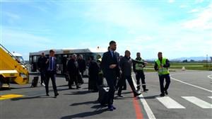 سفر بازیکنان رئال مادرید به تورین برای دیدار با یوونتوس