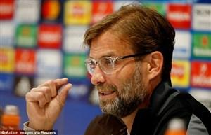 کلوپ: بازیکنان رئال مادرید مانند یخ هستند!