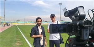 حضور گلمحمدی در تمرین پرسپولیس