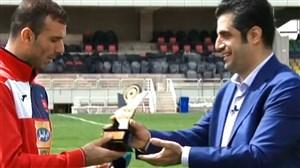 گفتوگو با سیدجلال حسینی، بهترین مدافعمیانی سال 96