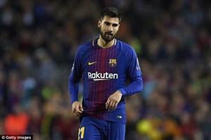 انتقال دو بازیکن بارسلونا به اورتون