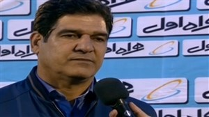 نشست خبری نفت تهران - پدیده مشهد