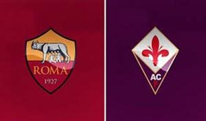 خلاصه بازی آ اس رم 0 - فیورنتینا 2