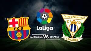 خلاصه بازی بارسلونا 3 - لگانس 1